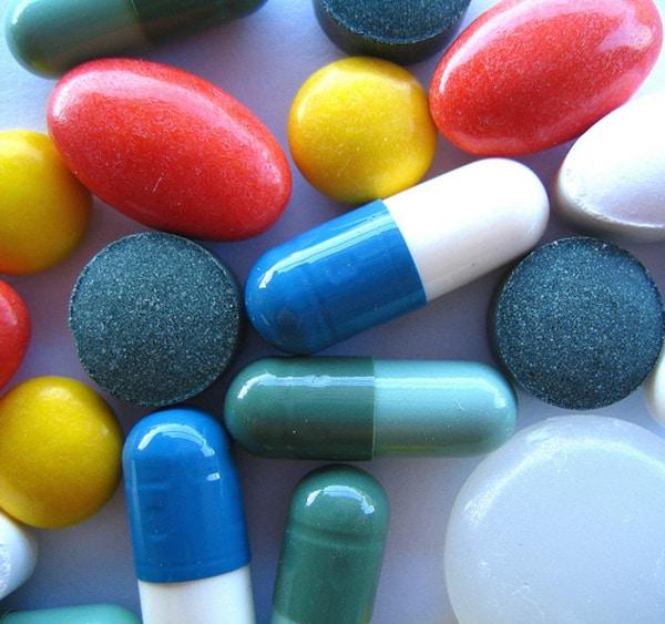 vitamin ilac hap hastane