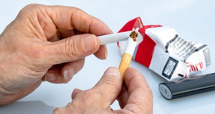 Biorezonans ile sigarayı bırakın